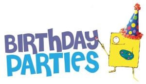 Birthday Party New logo