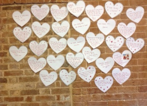 wall of love 12
