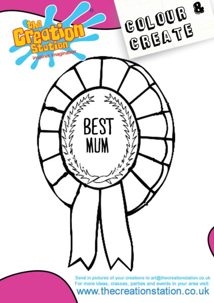 best-mum-colouring-page