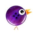 button birdy