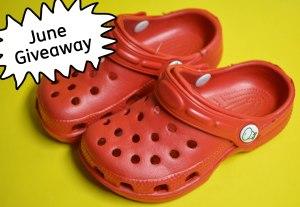 giveaway shoe
