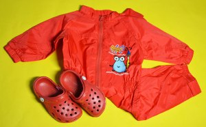 splashsuit and shoes 2