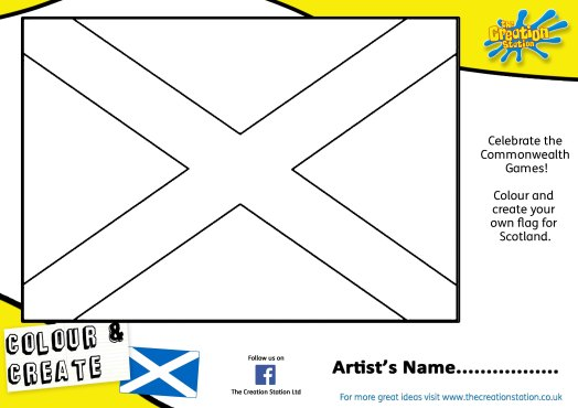 Scotland Commonwealth sheet