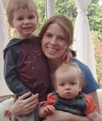 sara and family