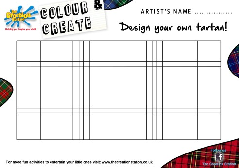 Design your own tartan