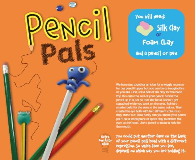 Pencil Pals