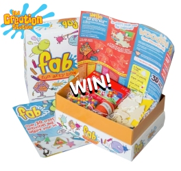 CHRISTMAS FAB BOX COMP