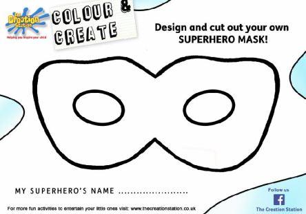 superhero masj