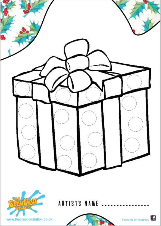 The Creation Station Christmas Countdown- Day 18 image