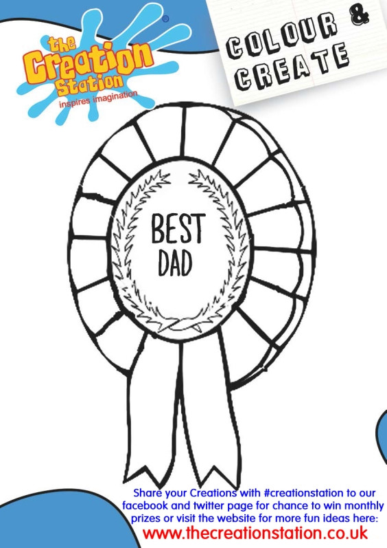 best-dad-rosette-page