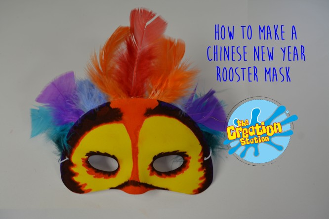 how-to-make-a-chinese-new-year-rooster-mask